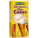 Let's Do...Organic Sugar Cones, Organic, GY665