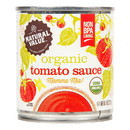 Natural Value Tomato Sauce, Organic - 6 x 8 oz