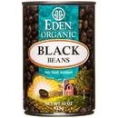 Eden Foods Black Beans, Canned, Organic - 15 oz
