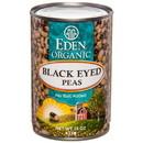 Eden Foods Black Eyed Peas, Organic, GY703