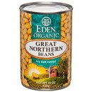 Eden Foods Great Northern Beans, Organic, GY711