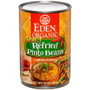 Eden Foods Spicy Refried Pinto Beans, Organic - 16 oz