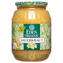 Eden Foods Sauerkraut in glass, Fine Cut, Organic - 32 oz
