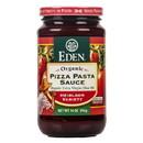 Eden Foods Pizza Pasta Sauce, Organic - 14 oz