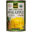 Native Forest Pineapple Chunks, Organic