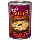 Amy's Thai Coconut Soup, Organic - 14.5 oz