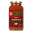Natural Value Pasta Sauce, Marinara, Organic - 3 x 24 oz