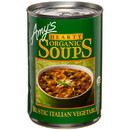 Amy's Hearty Rustic Italian Vegetable Soup, Organic, GY964