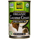 Native Forest Coconut Cream, Unsweetened, Organic, GY979