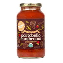 Natural Value Pasta Sauce, Portobello Mushroom, Organic - 24 oz