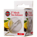 Norpro Mesh Tea Ball, Stainless Steel, 2 inch, HA013
