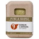 Foxen Canyon Bar Soap, Pure and Simple, Sensitive Skin - 3 x 4.5 oz