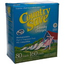 Country Save Laundry Detergent-160 frontloads/80 toploads - 10 lb