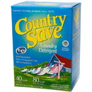 Country Save Laundry Detergent -80 frontloads/40 toploads - 5 lb