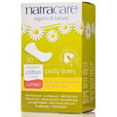 Natracare Curved Panty Liners - 4 x 30 ct