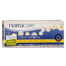Natracare Regular Tampons, Organic - 3 x 20 ct