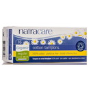 Natracare Regular Tampons with Applicator, Organic - 6 x 16 ct