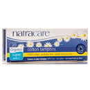 Natracare Super Tampons, Organic - 3 x 20 ct