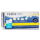 Natracare Super Tampons with Applicator, Organic - 6 x 16 ct