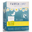 Natracare Ultra Pads with Wings - 6 x 14 ct.