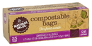 If You Care Food Waste Bags, Certified Compostable, 3 gallon, NF126