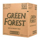 Green Forest Bathroom Tissue, 352 ct 2 ply, (4 Roll/Pack) Recycled - 12 x 4 rolls