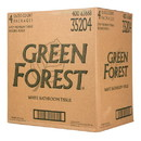 Green Forest Bathroom Tissue, 352 ct 2 ply, (12 Roll/Pack) Recycled - 4 x 12 rolls