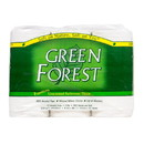 Green Forest Bathroom Tissue, 352 ct 2 ply, (12 Roll/Pack) Recycled - 2 x 12 rolls