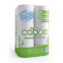 Caboo Bathroom Tissue, Bamboo & Sugar Cane, 300 ct 2 ply - 12 rolls