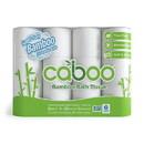 Caboo Bathroom Tissue, Bamboo & Sugar Cane, 300 ct 2 ply - 24 rolls