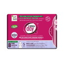 Genial Day Pads, Heavy Flow, Super Absorbent, Eco-Certified - 8 ct