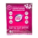 Genial Day Pads, Purse Ready Pack, Eco-Certified - 3 x 1 box