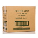 Natracare Ultra Pads with Wings - 12 x 14 ct.