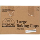 If You Care Large Baking Cups, FSC Certified, 2 1/2 in., NF662