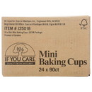 If You Care Mini Baking Cups 1 5/8 in., NF664