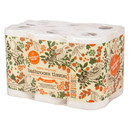 Natural Value Bath Tissue 400 ct Dbl Roll-Recycled - 2 x 12 rolls