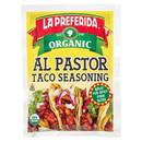 La Preferida Al Pastor Taco Seasoning, Organic