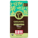 Equal Exchange Dark Chocolate Bar, Mint Crunch 67%, Organic - 3 x 2.8 oz