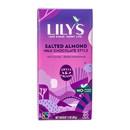Lily's Chocolate Bar, 40%, Salted Almond & Milk, Stevia Sweet