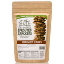 Livin' Spoonful Sprouted Crackers, Caraway Crisps