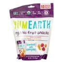 Yum Earth Fruit Snacks, Snack Pack, Organic