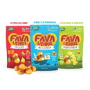 Nuttee Bean Favalicious Fava Beans Variety Pack, 3 Flavors