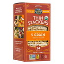 Lundberg Thin Stackers, Five Grain, Organic
