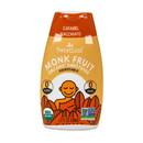 Sweet Leaf Monk Fruit Liquid Squeezable, Caramel Macchiato, Organic