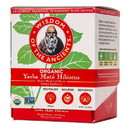 Wisdom of the Ancients Tea, Yerba Mate Hibiscus, Organic - 1 box