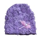TopTie Baby Lace Knitted Hat Single Flower Double Flower for Summer / Winter