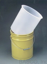 Basco 3.5 Gallon Plastic Pail Liner 15 mil LDPE