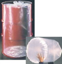 Basco 55 Gallon Round Bottom Flexible Liners With Tie Top, 8 mil