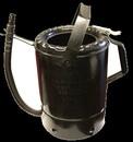 Basco 8 Quart Steel Oil Measure With Flexible Spout