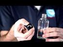 Basco 32 oz Boston Round Glass Bottle